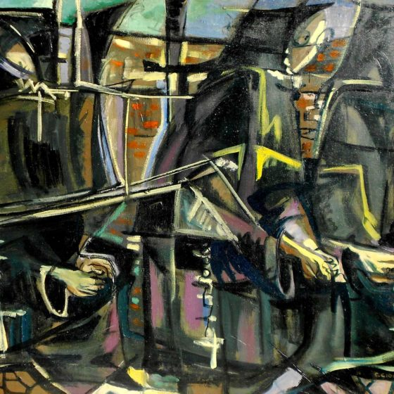 CARLO GIOVANNONI, pittore